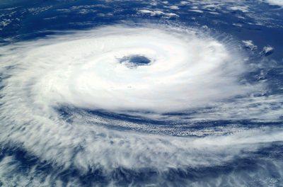 台風による中止のお知らせ